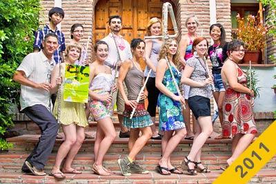 Flute Summer Course 2011