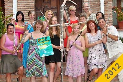 Flute Summer Course 2012