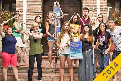 Flute Summer Course 2014