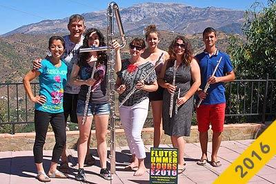 Flute Summer Course 2016