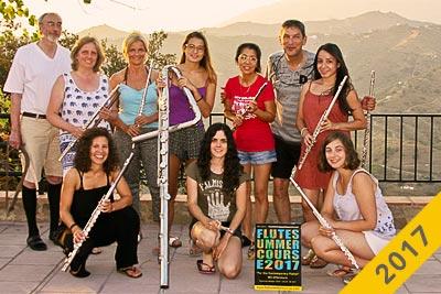 Flute Summer Course 2017