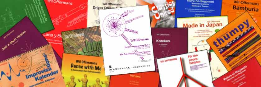 books by Wil Offermans